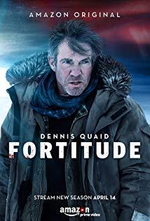 """Fortitude"" Episode #3.1 kapak"