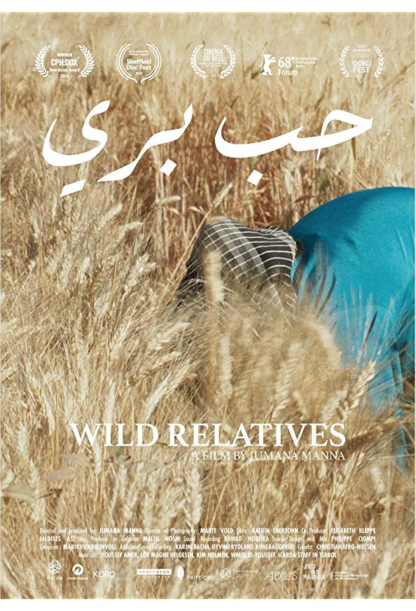Wild Relatives kapak