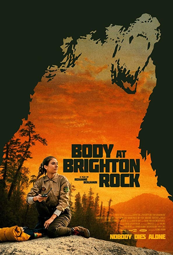 Body at Brighton Rock kapak