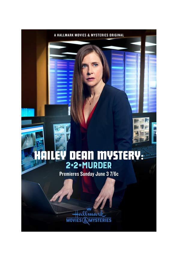 Hailey Dean Mystery: 2 + 2 = Murder kapak