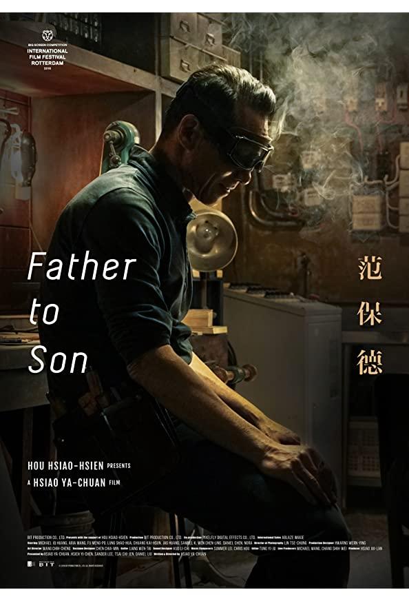 Father to Son kapak