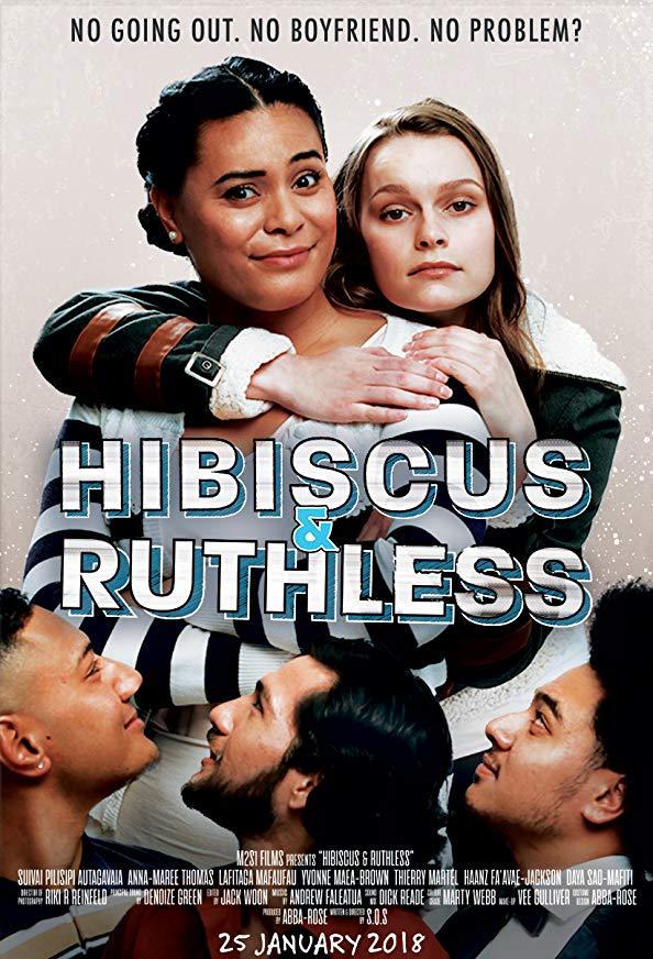 Hibiscus & Ruthless kapak