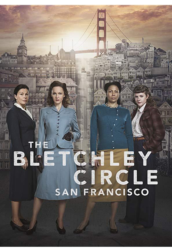 The Bletchley Circle: San Francisco kapak