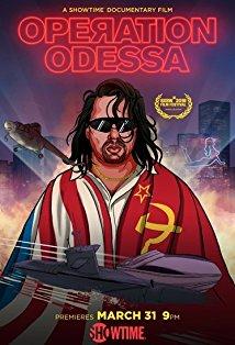 Operation Odessa kapak