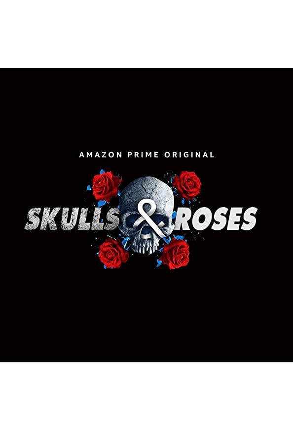 Skulls and Roses kapak