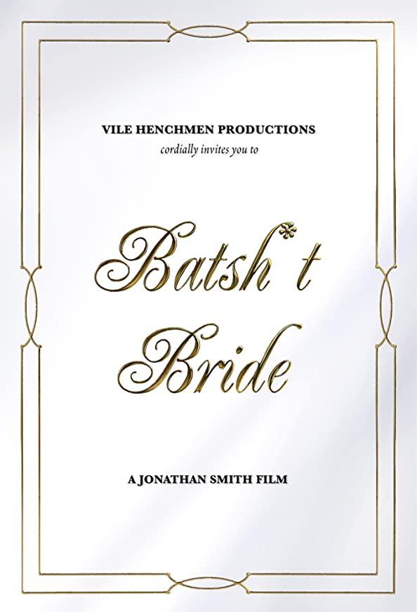 Batsh*t Bride kapak