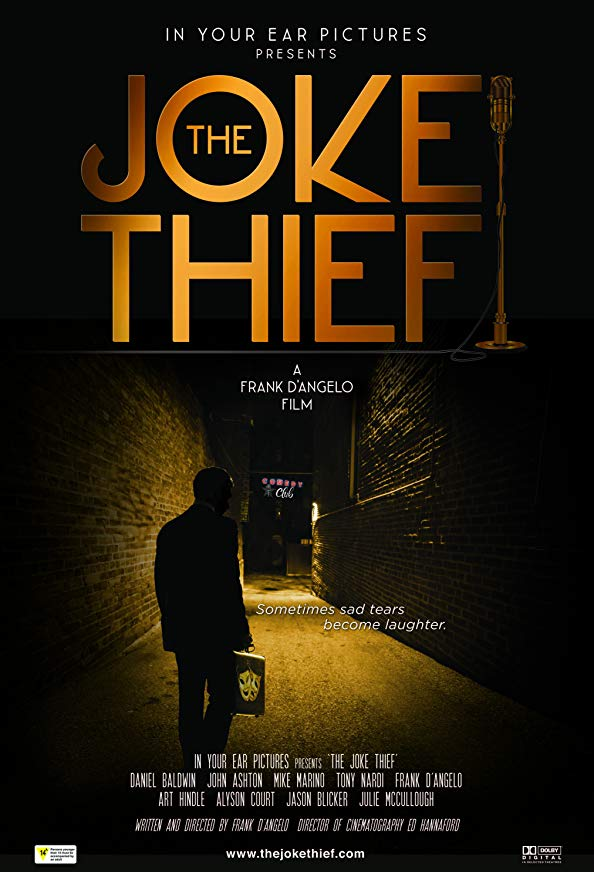 The Joke Thief kapak