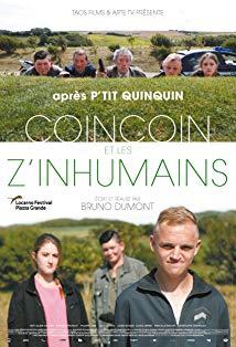 Coincoin et les z'inhumains kapak