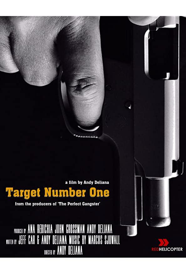 Target Number One kapak