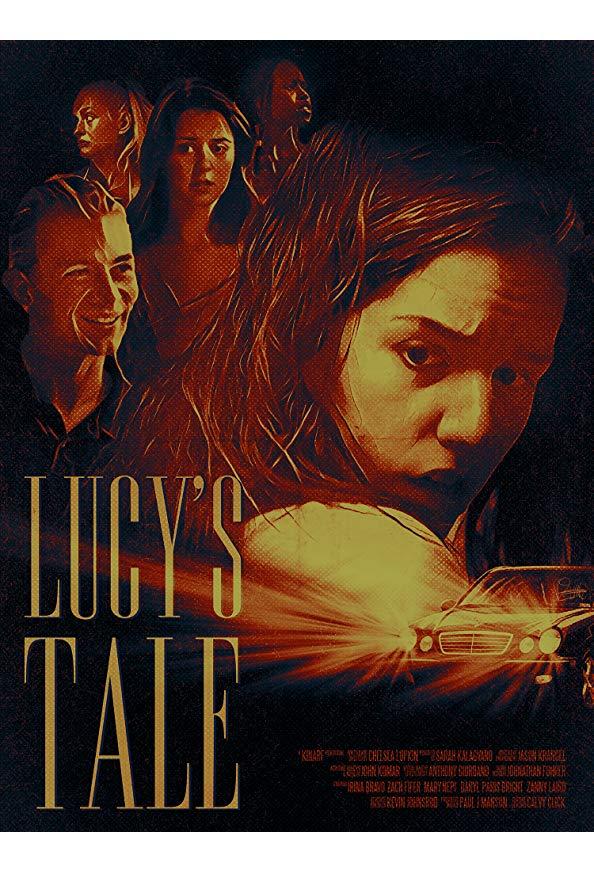 Lucy's Tale kapak