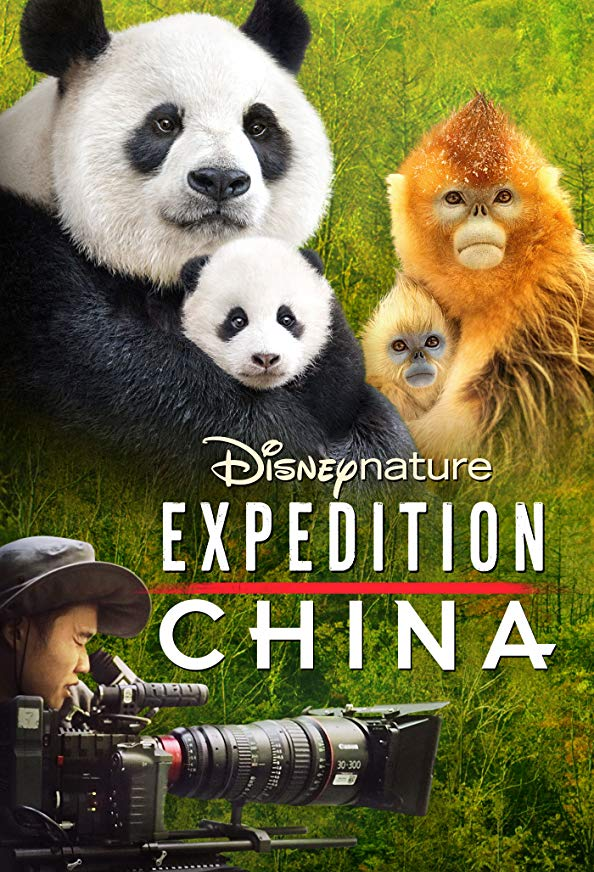 Expedition China kapak