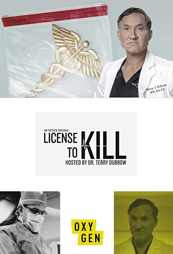 License to Kill kapak