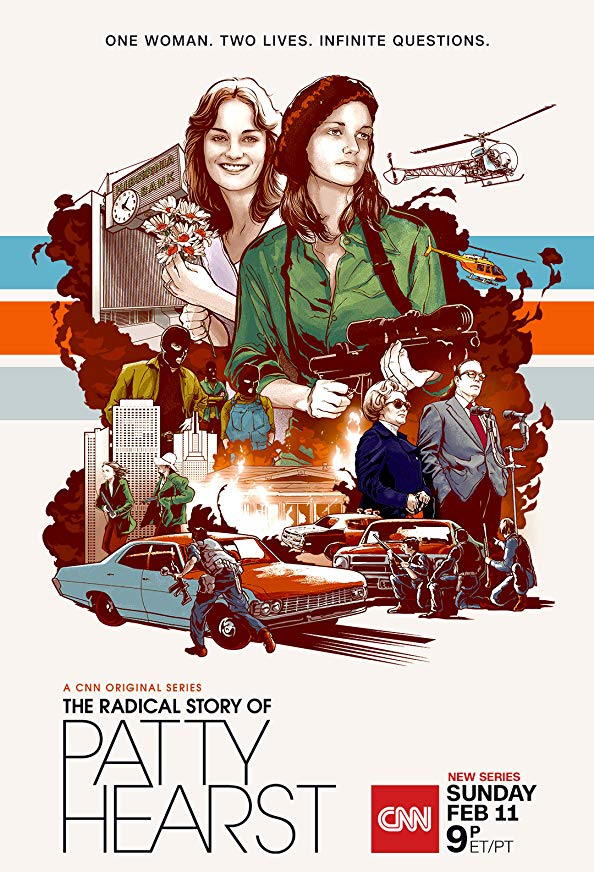 The Radical Story of Patty Hearst kapak
