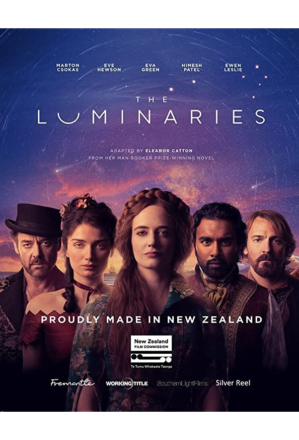 The Luminaries kapak