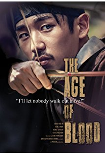 The Age of Blood kapak