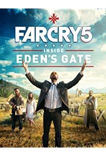 Far Cry 5: Inside Eden's Gate kapak