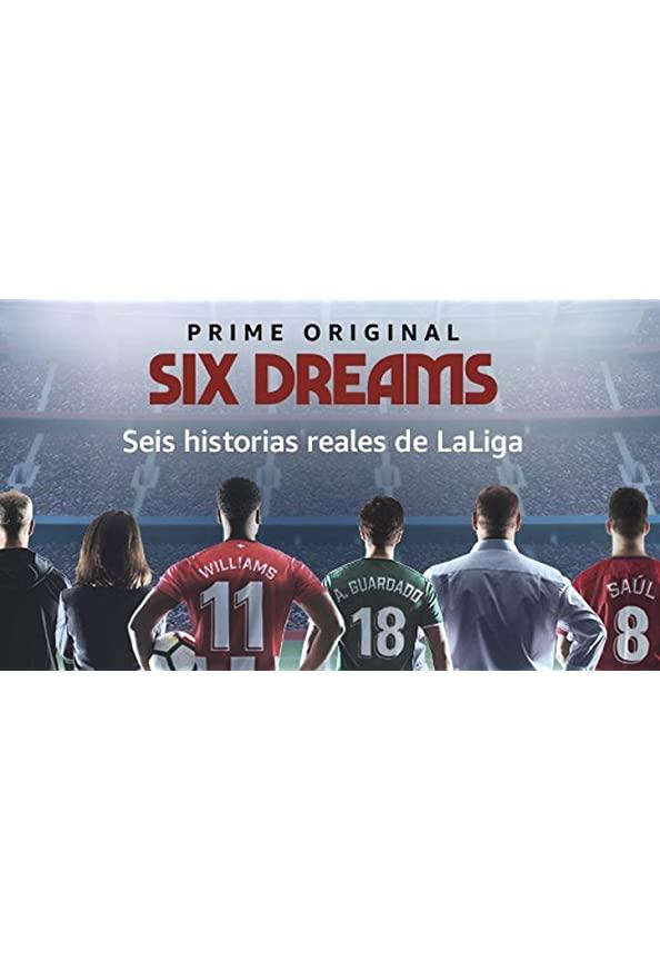 Six Dreams kapak