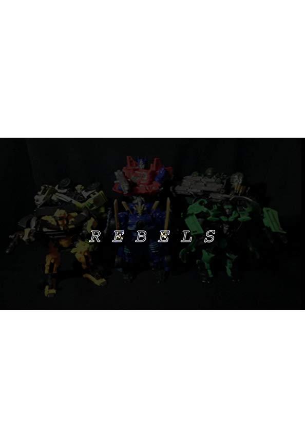 Transformers Rebels kapak