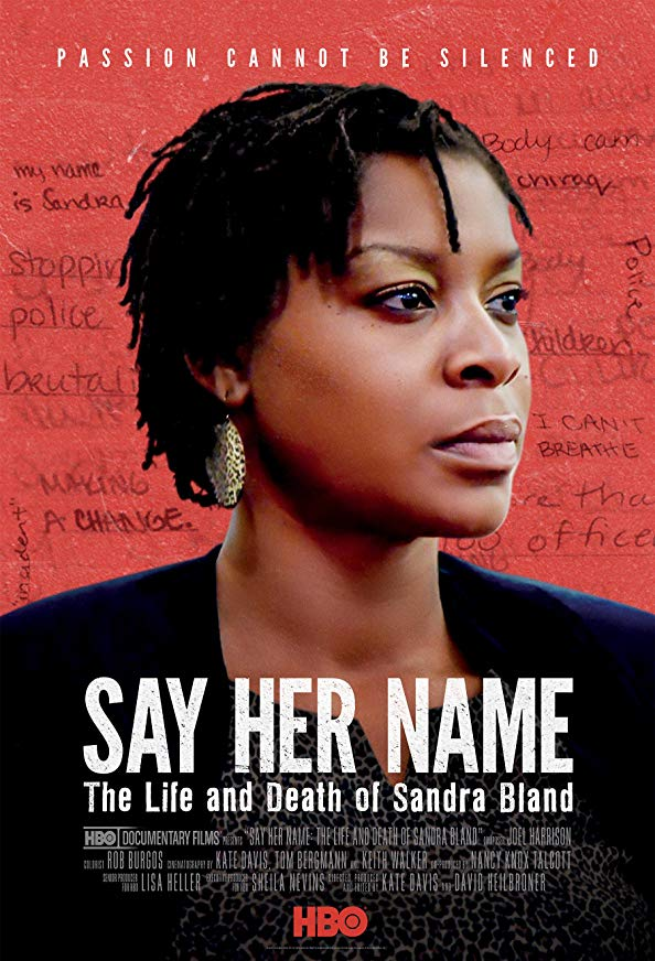 Say Her Name: The Life and Death of Sandra Bland kapak