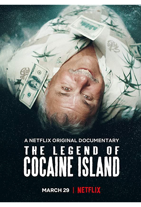 The Legend of Cocaine Island kapak