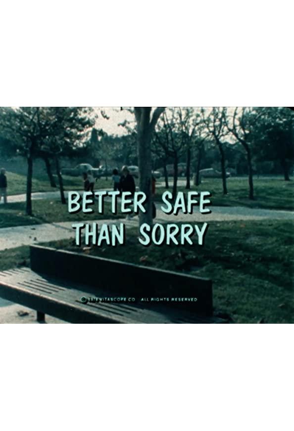 Better Safe Than Sorry kapak