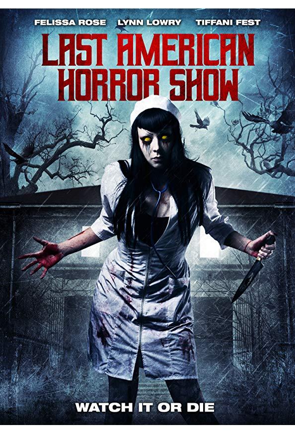 Last American Horror Show kapak