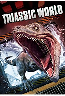Triassic World kapak