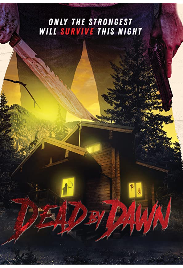 Dead by Dawn kapak