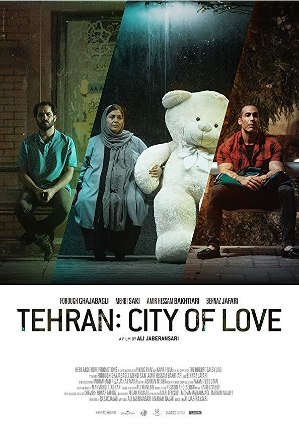 Tehran: City of Love kapak