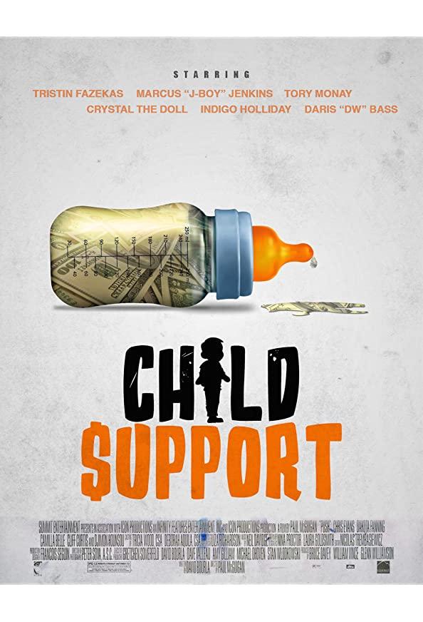 Child Support kapak
