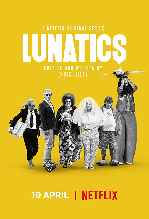 Lunatics kapak