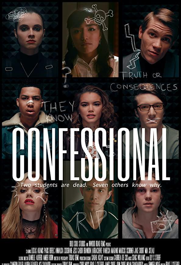 Confessional kapak