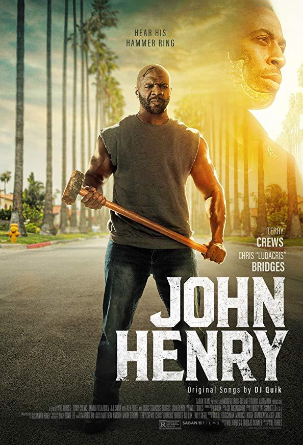 John Henry kapak