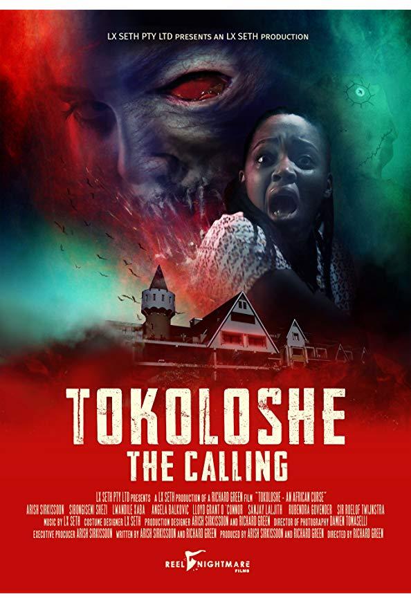 Tokoloshe-The Calling kapak