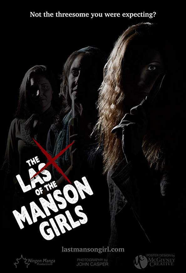 The Last of the Manson Girls kapak