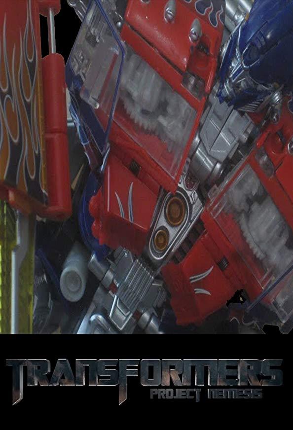 Transformers Project Nemesis kapak