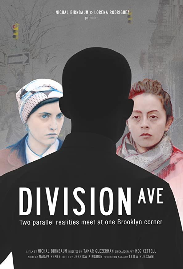 Division Ave kapak