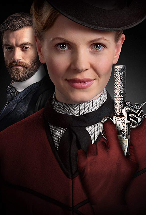 Miss Scarlet and the Duke kapak