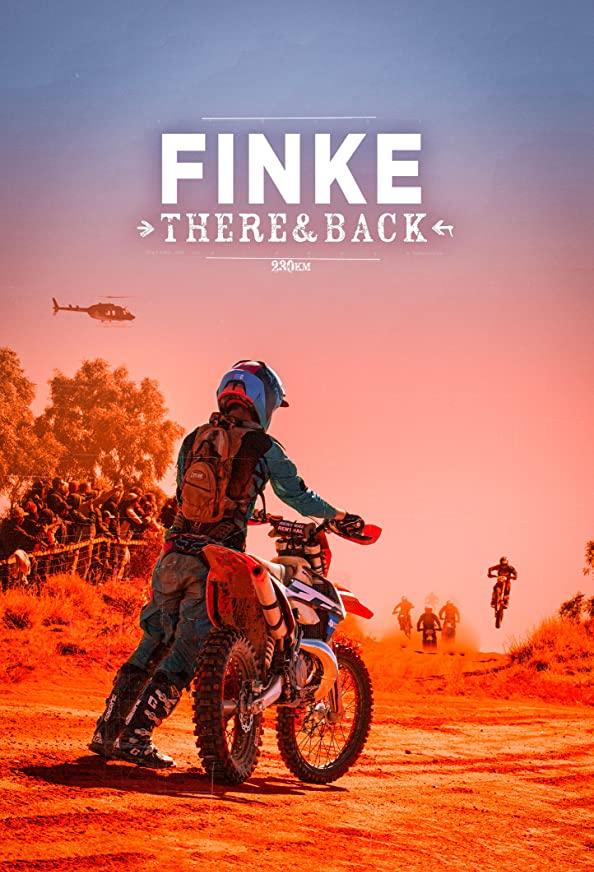 Finke: There and Back kapak