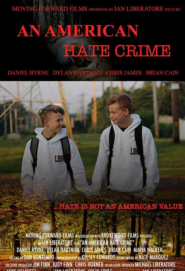 An American Hate Crime kapak
