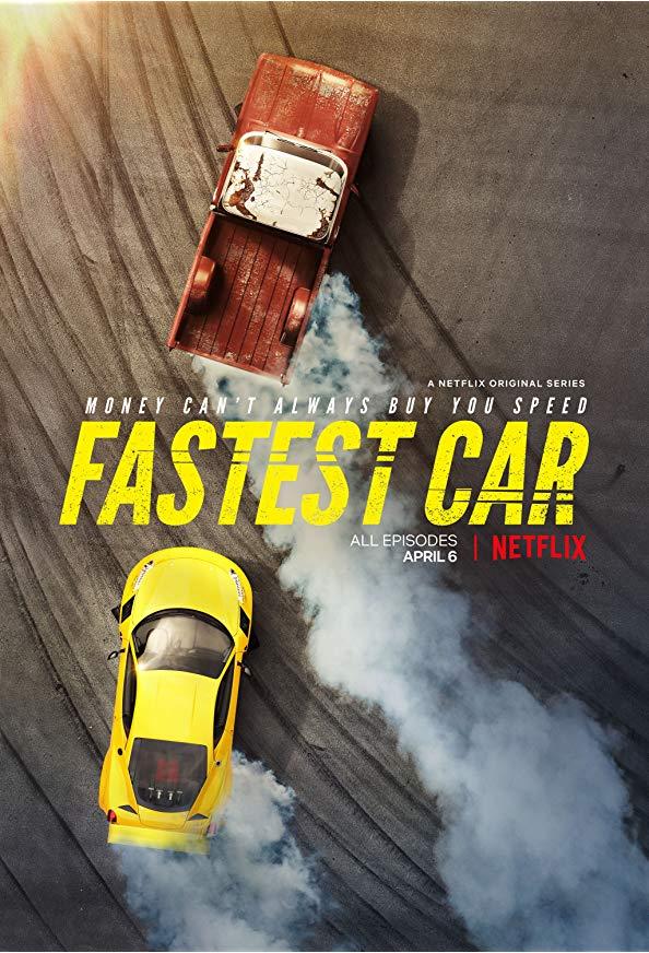 Fastest Car kapak