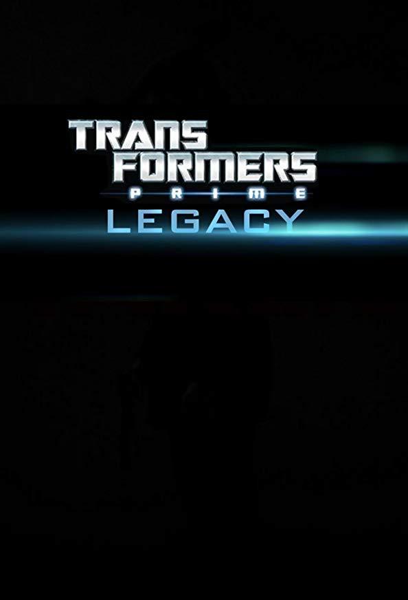Transformers Prime: Legacy kapak