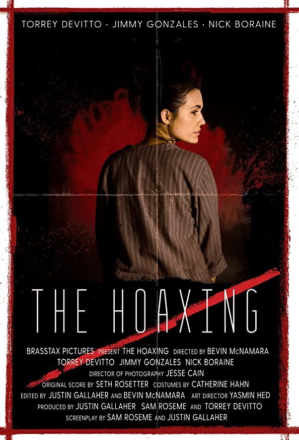 The Hoaxing kapak