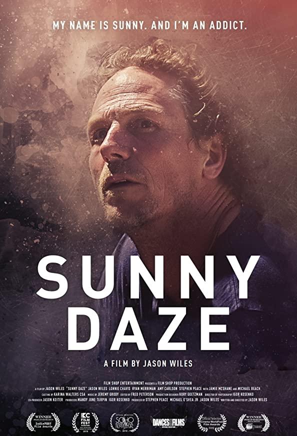 Sunny Daze kapak