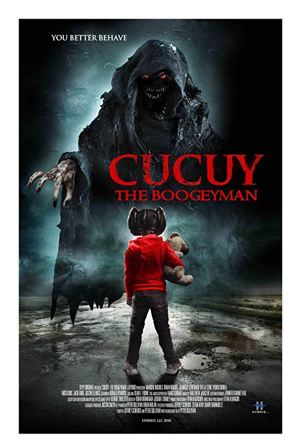 Cucuy: The Boogeyman kapak