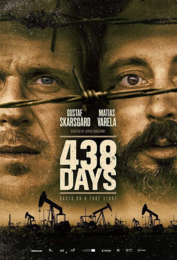 438 Days kapak