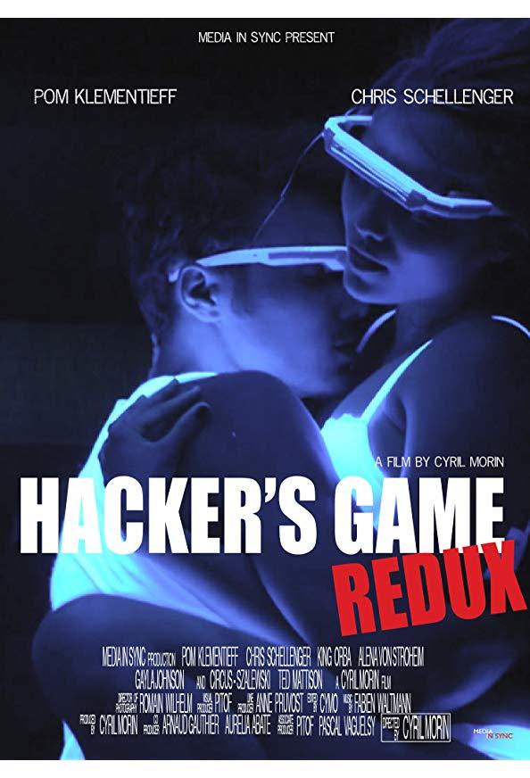 Hacker's Game Redux kapak