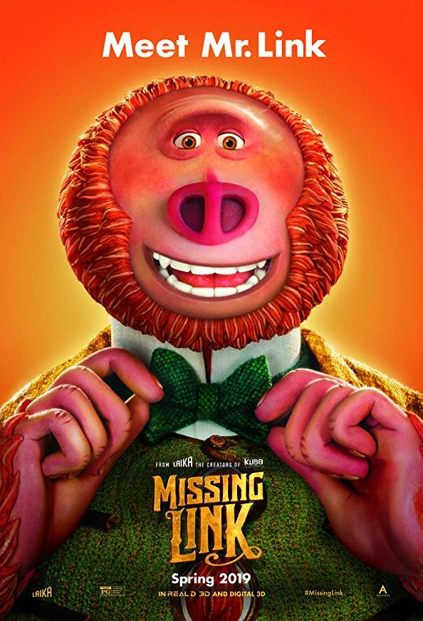 Missing Link kapak