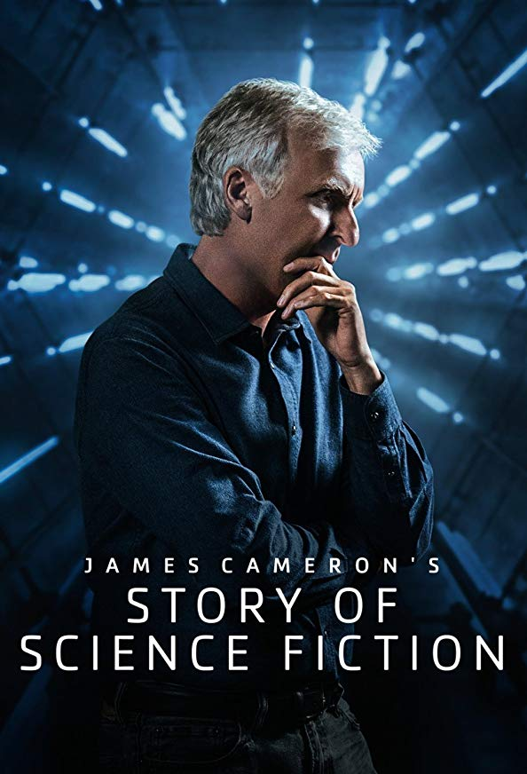 James Cameron's Story of Science Fiction kapak