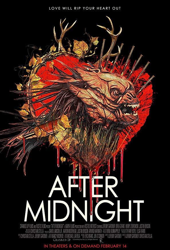 After Midnight kapak